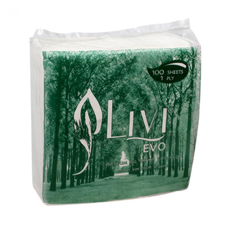 Tissue Napkin - Livi Evo Luncheon 9620 - tissueku - tissueku