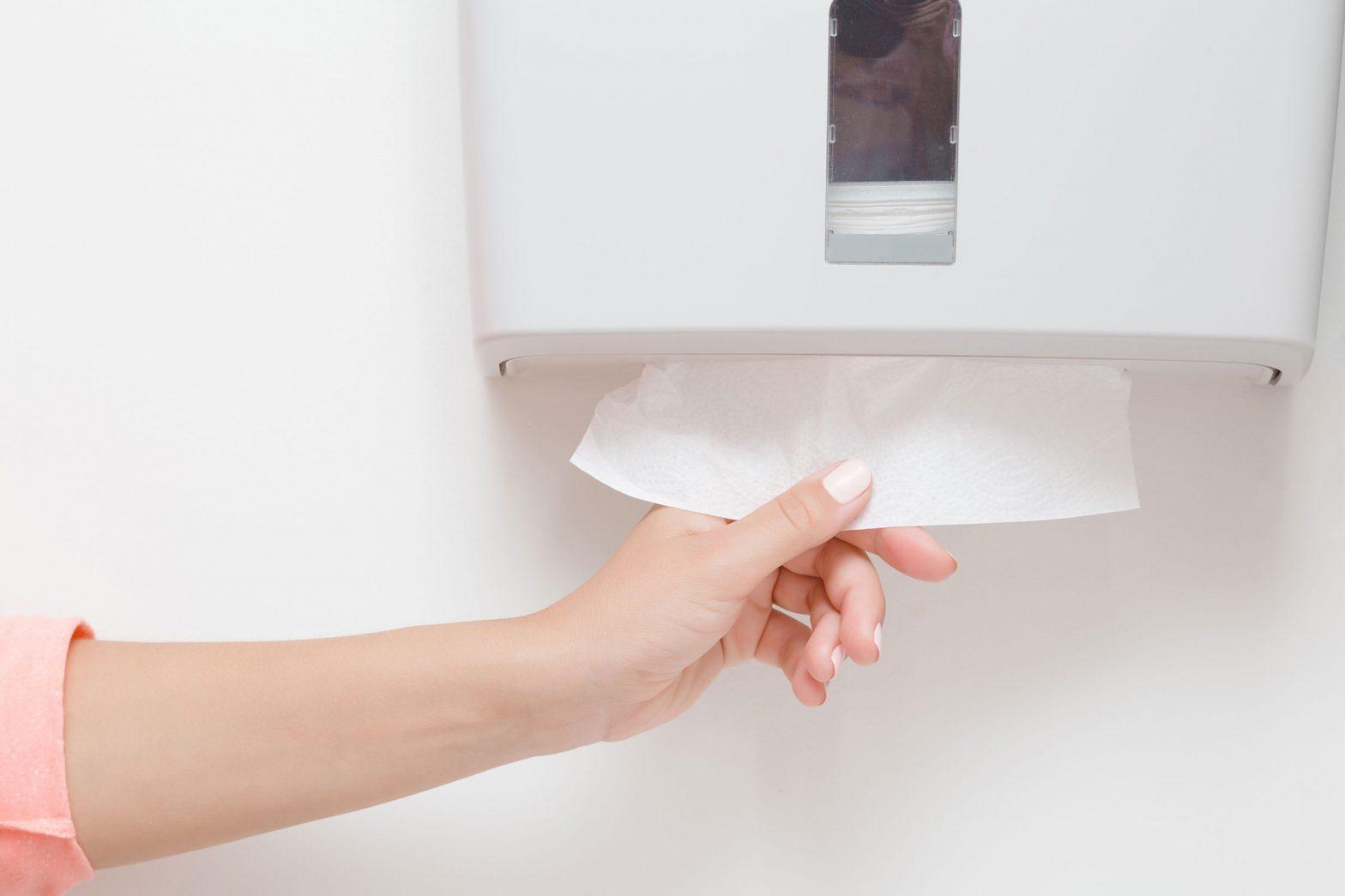 memilih tissue hand towel harga terbaik surabaya
